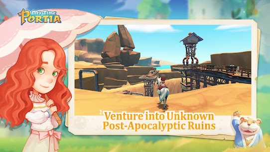 My Time at Portia APK Latest Version 2021** 5