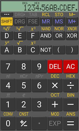 RealCalc Scientific Calculator ss3
