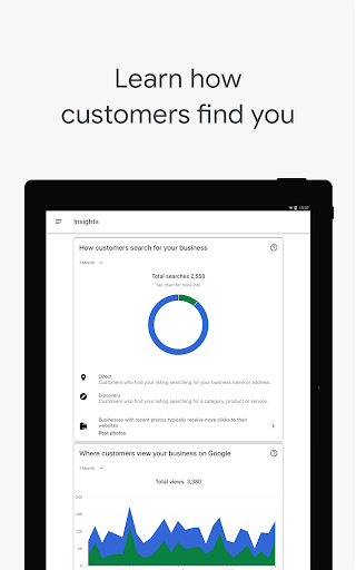 Google My Business - Connect with your Customers 3.33.0.346655744 Screenshots 15