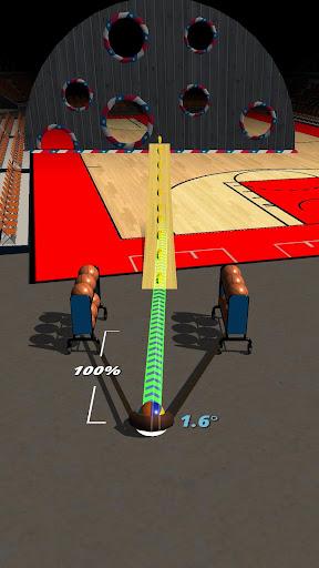 Slingshot Basketball! modavailable screenshots 3