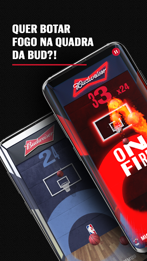 BUD x NBA screenshots 1
