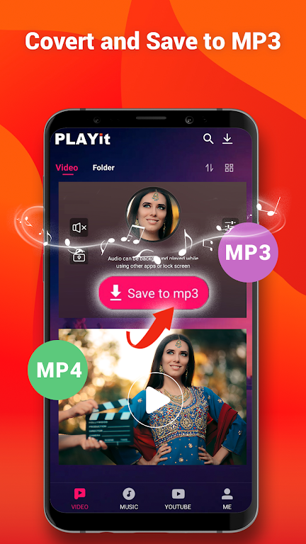 PLAYit - A New All-in-One Video Player  poster 4