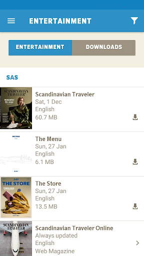 SAS – Scandinavian Airlines  screenshots 7