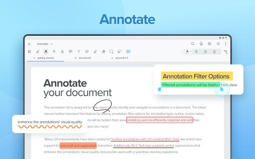 Xodo PDF Reader & Editor apktram screenshots 13