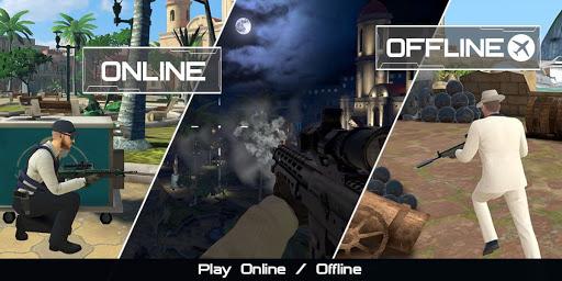 Death Dealers: 3D online sniper game 21.430.144 screenshots 1