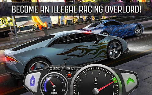 Top Speed: Drag & Fast Racing 3D Screenshot