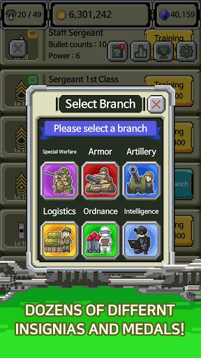 Rank Insignia - Super Explosion  screenshots 3
