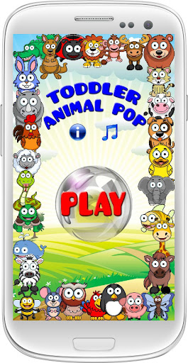 Toddler Animal Pop filehippodl screenshot 1