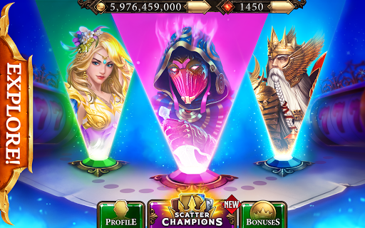 Scatter Slots - Las Vegas Casino Game 777 Online 3.73.0 screenshots 20