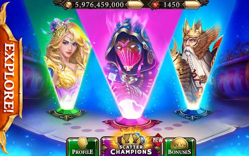 Scatter Slots - Las Vegas Casino Game 777 Online 4.3.0 Screenshots 13