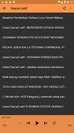 Ceramah offline Das'ad Latif  screenshots 3