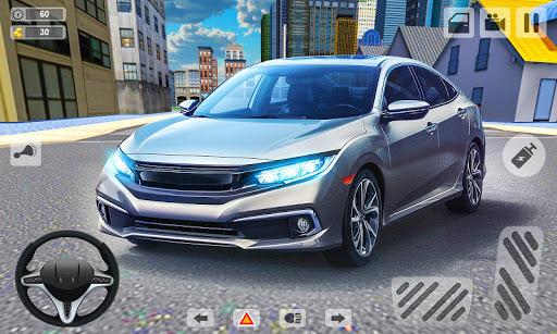 Drifting and Driving Simulator: Honda Civic Games 1.18 screenshots 6