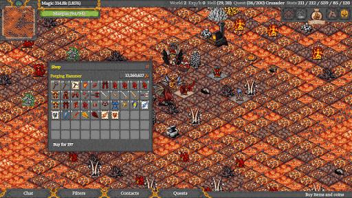RPG MO - MMORPG 1.9.1 screenshots 3
