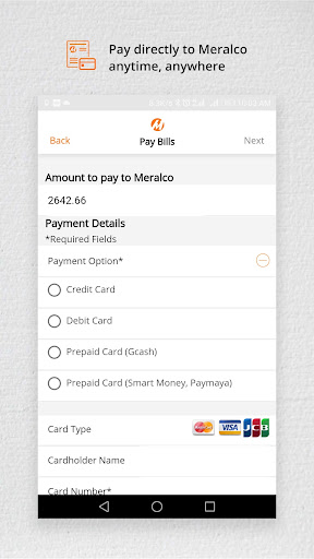 meralco mobile screenshot 3