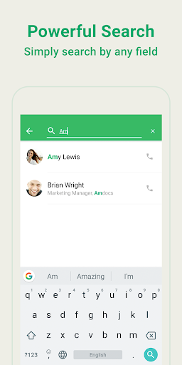 Dialer, Phone, Call Block & Contacts by Simpler  Screenshots 7