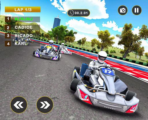 Ultimate Go Kart Racing Games 2021 : Kart Valley 1.0.1 screenshots 11