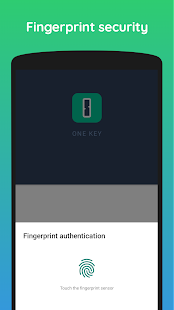 One Key - Offline Password Manager