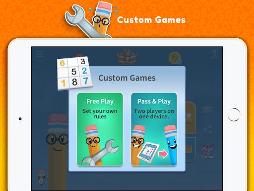 Sudoku Scramble - Head to Head Puzzle Game android2mod screenshots 16