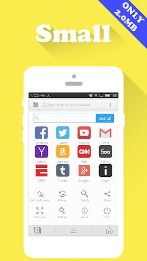 Browser 2.3 Screenshots 4