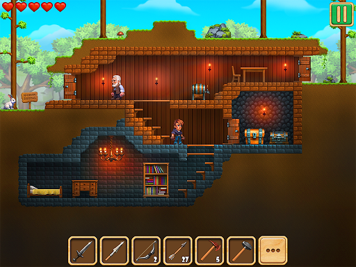 Adventaria: 2D World of Craft & Mining 1.5.3 screenshots 3