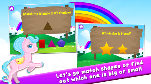Pony Learns Preschool Math 3.32 screenshots 4