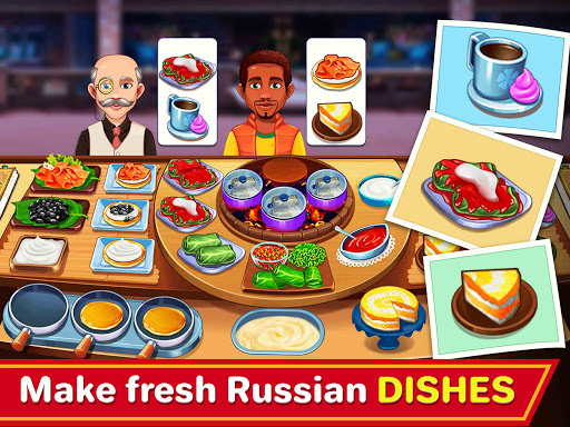 Indian Cooking Madness - Restaurant Cooking Games android2mod screenshots 13