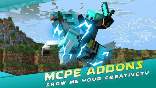 Mods for Minecraft PE by MCPE  Screenshots 5