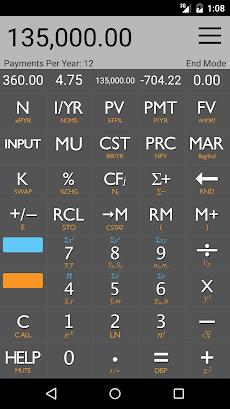 10bii Financial Calculatorのおすすめ画像1