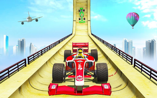 Formula Car Racing Adventure: New Car Games 2020  screenshots 1