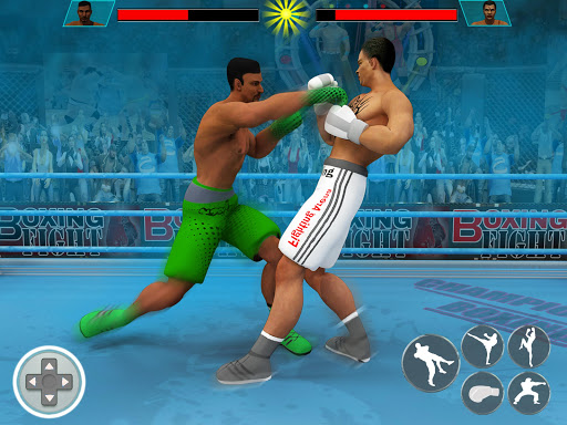 Punch Boxing Warrior: Ninja Kung Fu Fighting Games 3.1.7 screenshots 16