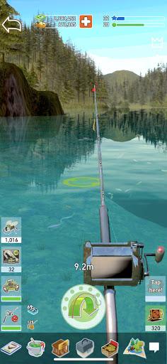 Club des pêcheurs français : pêche sportive en 3D APK MOD – Pièces Illimitées (Astuce) screenshots hack proof 1