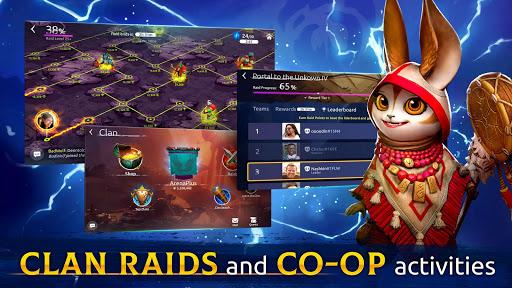 Age of Magic: Turn-Based Magic RPG & Strategy Game 1.26.3 screenshots 5