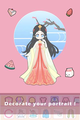 Vlinder Life: Dress up Avatar & Fashion Doll Games screenshots 12