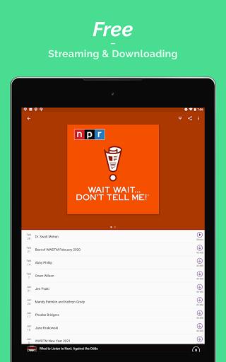 Podcast Player  Screenshots 16