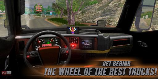 Truck Simulator USA - Evolution  screenshots 5