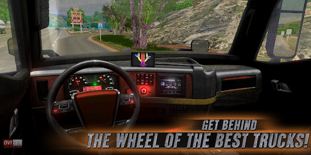Truck Simulator USA - Evolution Unlimited Money