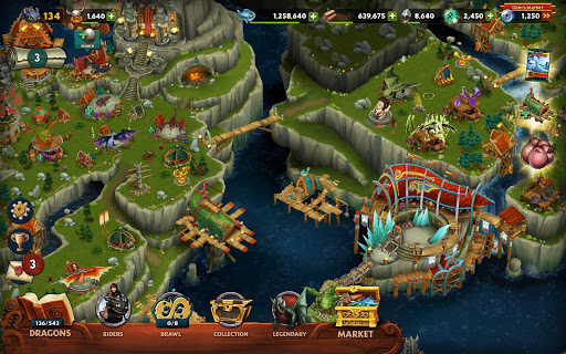 Dragons: Rise of Berk 1.54.12 screenshots 14