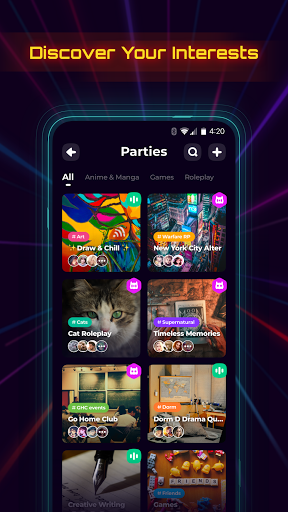 Project Z: Chat, Roleplay and Make new friends 1.7.2 screenshots 5