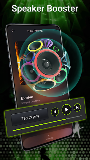 Volume booster - Sound Booster & Music Equalizer android2mod screenshots 7