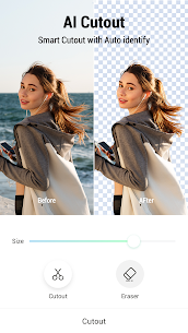 PickU: Photo Cut Out Editor Mod Apk (Pro Unlocked) 1