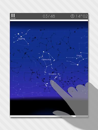 Enjoy Learning Constellation Puzzle 3.2.3 screenshots 6