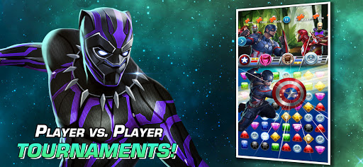 MARVEL Puzzle Quest: Join the Super Hero Battle!  screenshots 4