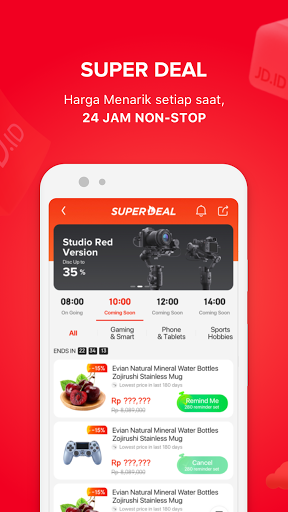 JD.ID Your Online Shopping Mall android2mod screenshots 5