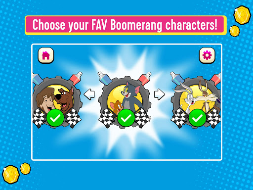 Boomerang Make and Race 2 - Cartoon Racing Game  screenshots 12
