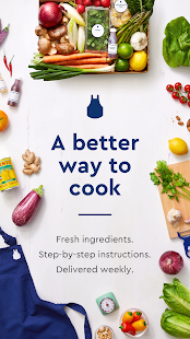 Blue Apron Screenshot