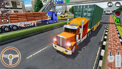 American truck driver simulator: USA Euro Truck screenshots 6