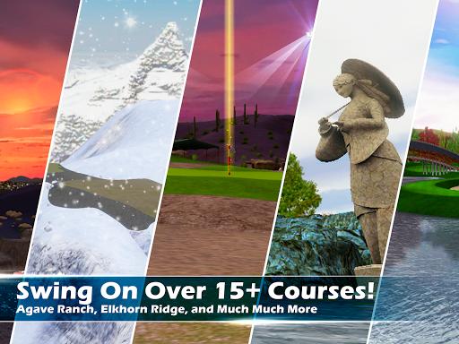 Golden Tee Golf: Online Games 3.30 screenshots 10