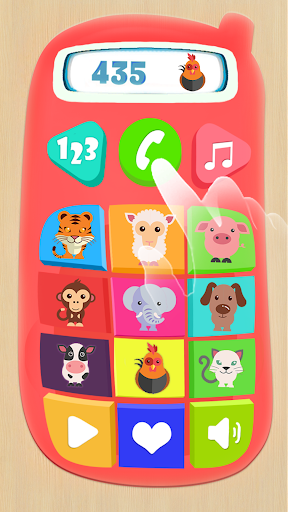 Baby Phone for Kids. Learning Numbers for Toddlers screenshots 7