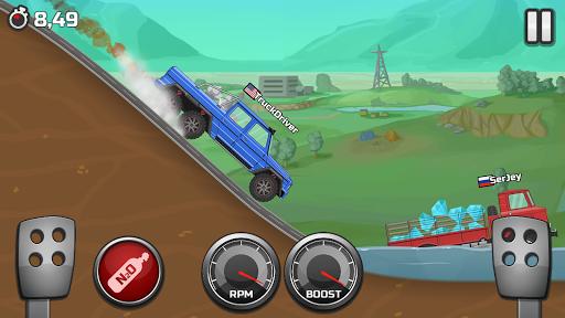 Truck Racing - Offroad hill climbing  screenshots 1