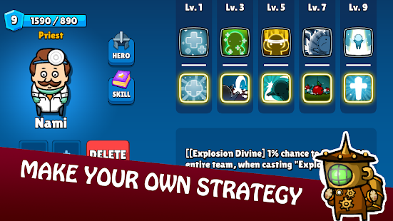 Classic Fantasy : Hit or Stand 0.8 APK + Mod (Unlimited money) para Android